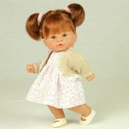 Купить Кукла-пупс Asi - 20 см (в платье с болеро) в интернет магазине игрушек и детских товаров