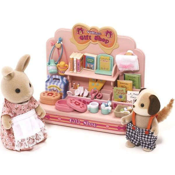 Купить Игровой набор Sylvanian Families Магазин подарков в интернет магазине игрушек и детских товаров