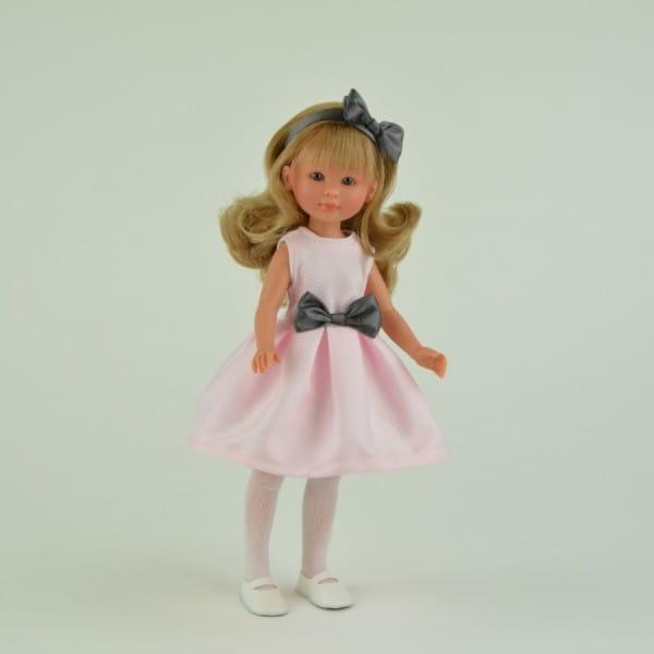 Кукла Asi Селия - 30 см (в розовом платье)