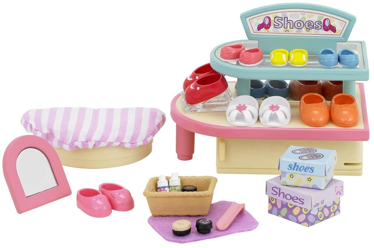 Игровой набор Sylvanian Families 2404 Обувной магазин
