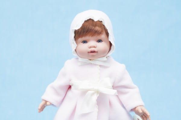 Кукла-пупс Asi 142330 Тете - 36 см (в розовом пальто)
