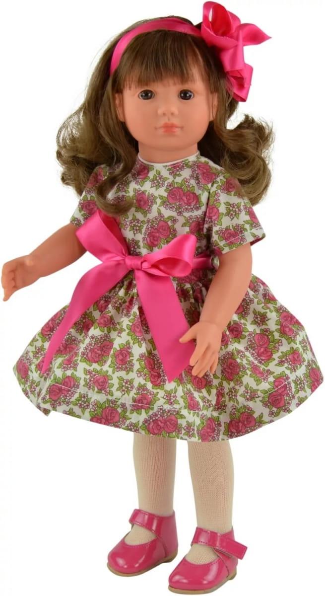 Кукла Asi Нелли - 43 см (в платье с цветами)