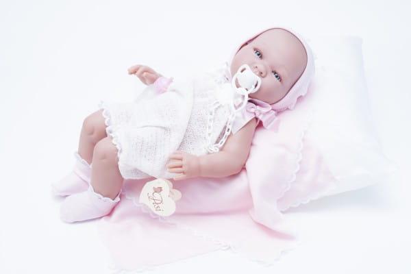 Кукла-пупс Asi Мария - 45 см (в ажурном комбинезончике)