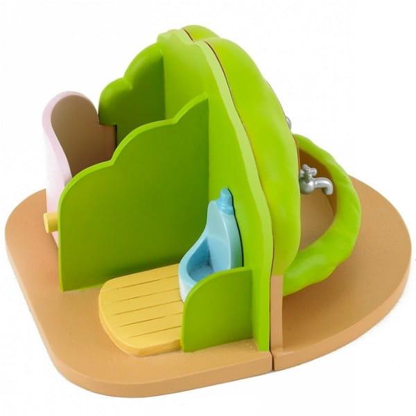 Купить Игровой набор Sylvanian Families Туалетная комната для детского сада в интернет магазине игрушек и детских товаров