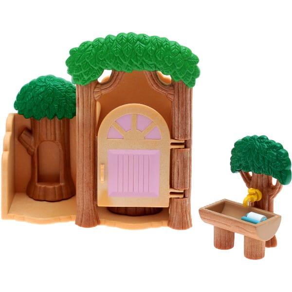 Купить Игровой набор Sylvanian Families Туалетная комната для школы в интернет магазине игрушек и детских товаров