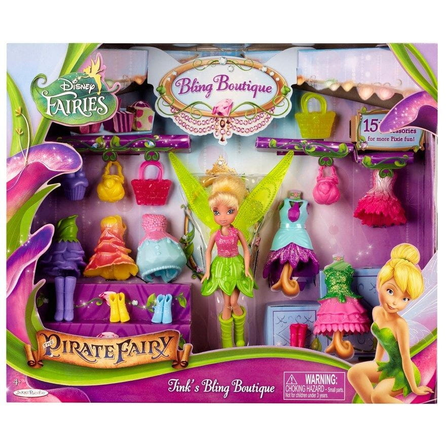 Игровой набор Disney Fairies Дисней Фея Бутик Динь-Динь