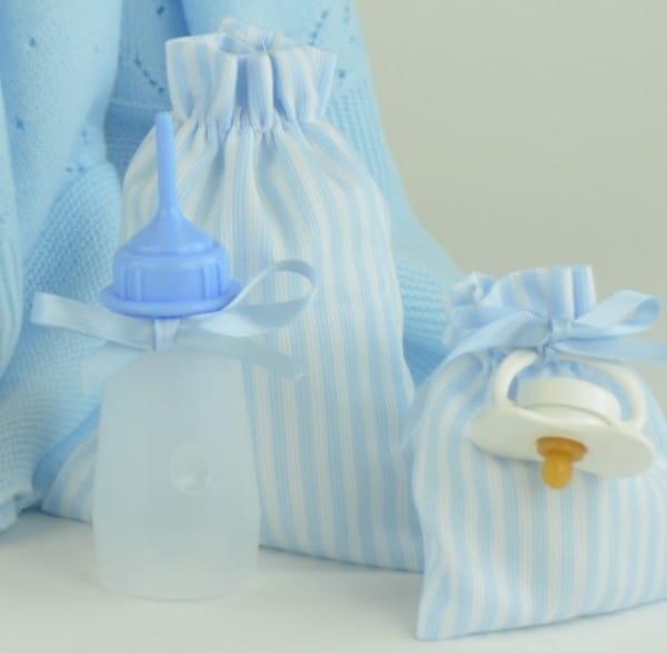 Бутылочка голубая для кукол Asi 0000053