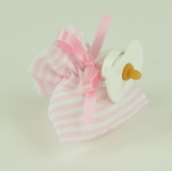 Пустышка розовая для кукол Asi 0000056