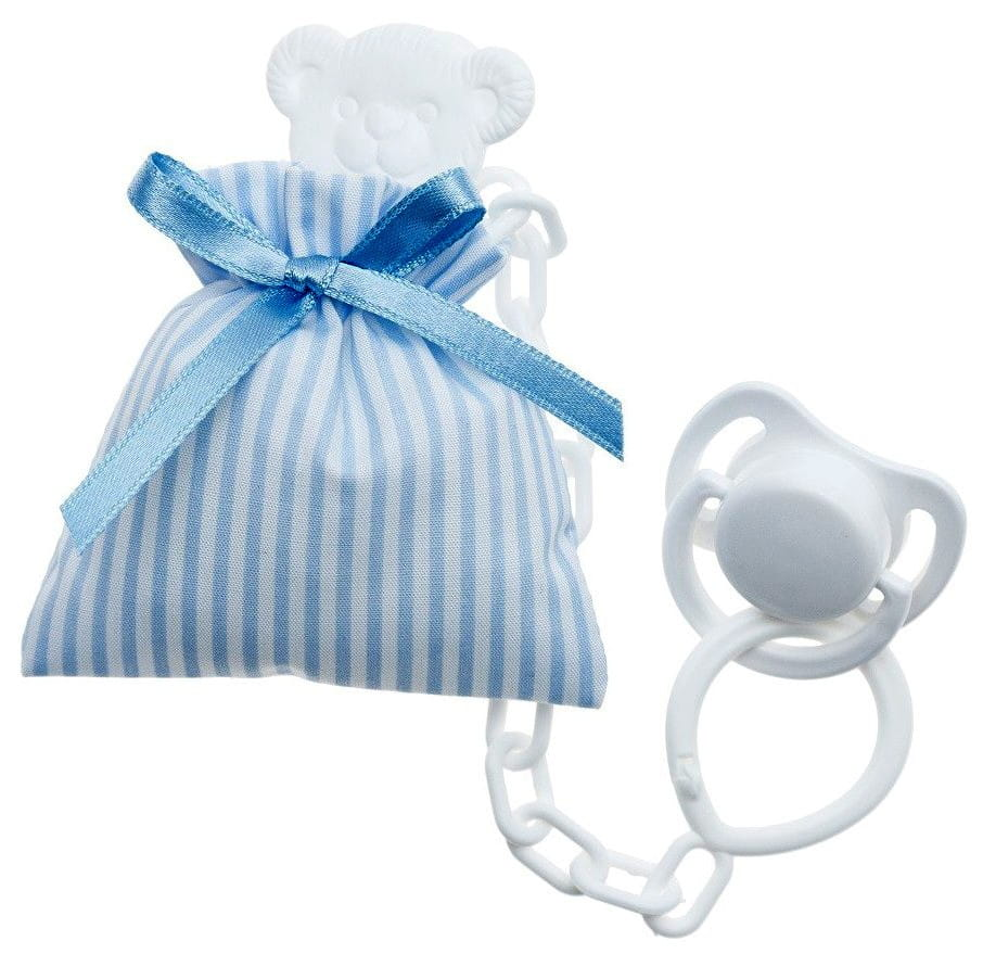 Пустышка голубая для кукол Asi 0000057