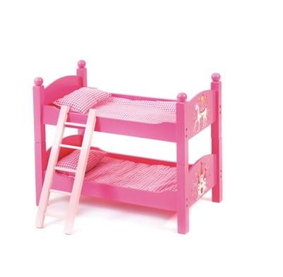 Купить Двухъярусная кровать-трансформер для кукол Chic Buyer 2000 в интернет магазине игрушек и детских товаров