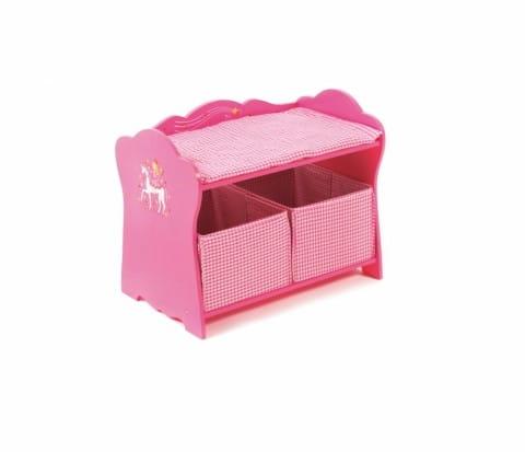 Купить Пеленальный столик для кукол Chic Buyer 2000 в интернет магазине игрушек и детских товаров