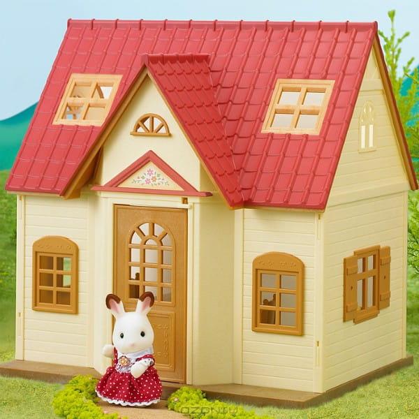 Игровой набор Sylvanian Families 5242 Новый дом Марии