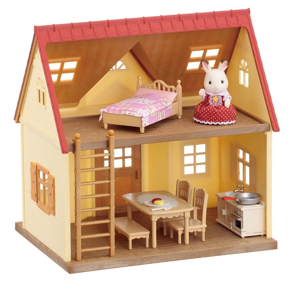 Игровой набор SYLVANIAN FAMILIES Новый дом Марии
