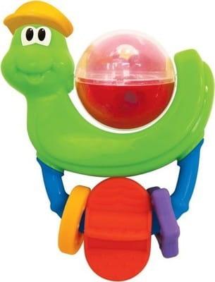 Развивающия игрушка Kiddieland Забавная улитка