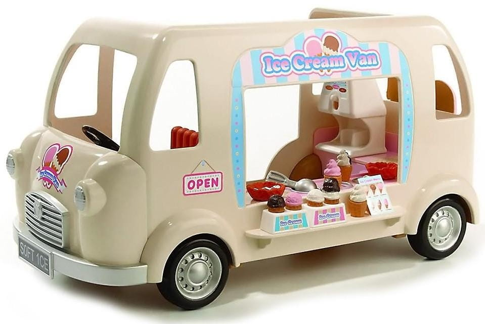 Игровой набор Sylvanian Families Фургон с мороженым
