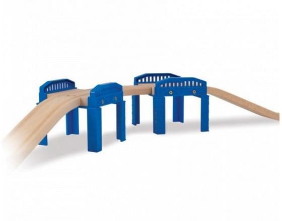 Игровой набор Eichhorn 100001504 Два моста