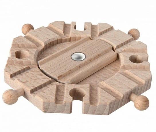 Купить Игровой набор Eichhorn Железнодорожный механический перекресток - 12 см в интернет магазине игрушек и детских товаров