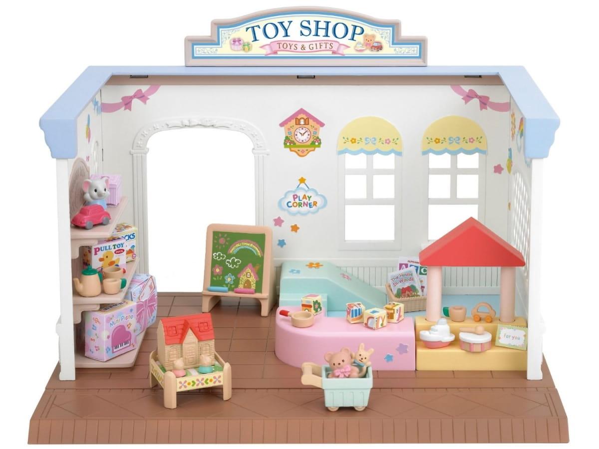 Игровой набор Sylvanian Families 2888 Магазин игрушек