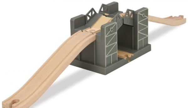 Купить Игровой набор Eichhorn Поднимающийся мост в интернет магазине игрушек и детских товаров
