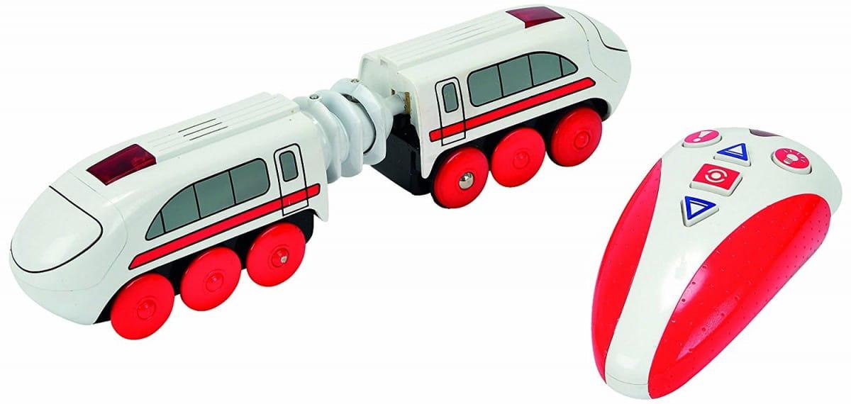 Скоростной поезд Eichhorn 100001316 с пультом управления - 20,5 см