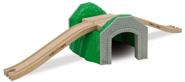 Купить Игровой набор Eichhorn Тоннель - 53 см в интернет магазине игрушек и детских товаров
