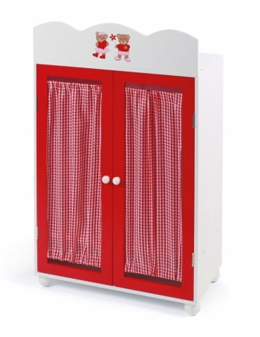 Купить Шкаф для кукольной одежды Chic Buyer 2000 Teddy Bears в интернет магазине игрушек и детских товаров