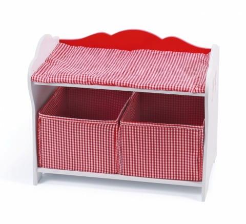 Купить Пеленальный столик для кукол Chic Buyer 2000 Teddy Bears в интернет магазине игрушек и детских товаров