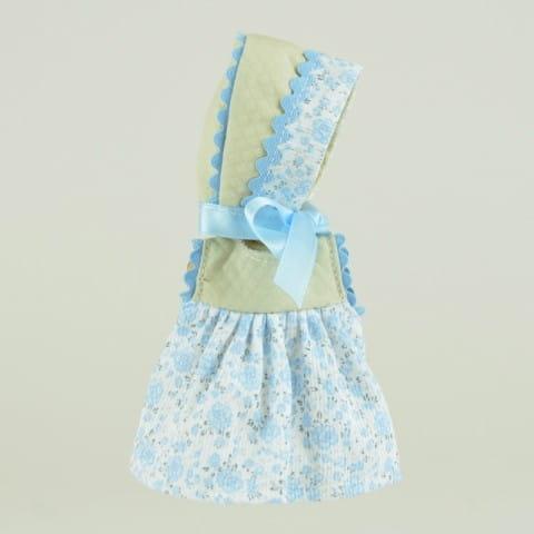 Купить Одежда для кукол Asi Платье и чепчик - 20 см в интернет магазине игрушек и детских товаров