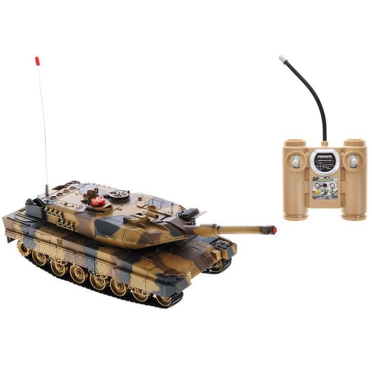 Радиоуправляемый танк Abtoys с инфракрасным наведением