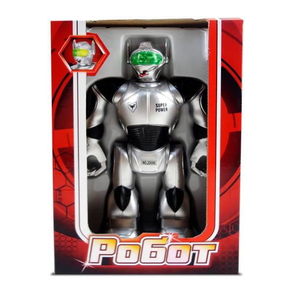Робот Abtoys со световыми и звуковыми эффектами