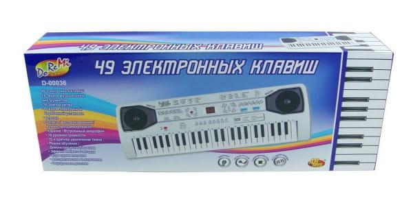 Синтезатор Abtoys - 49 клавиш