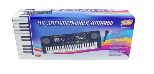 Синтезатор Abtoys Пианино электронное - 49 клавиш