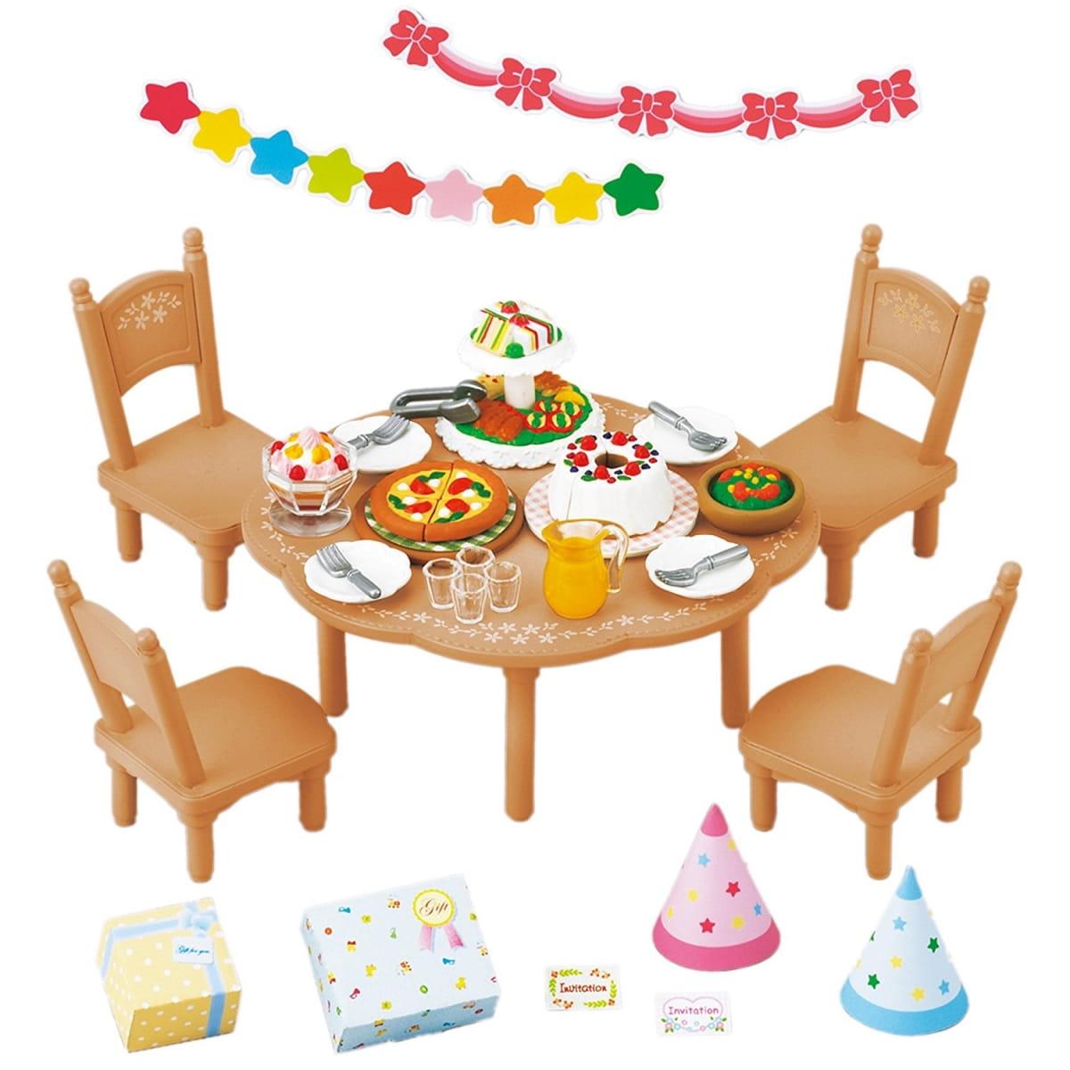 Игровой набор Sylvanian Families 2932 Для вечеринки