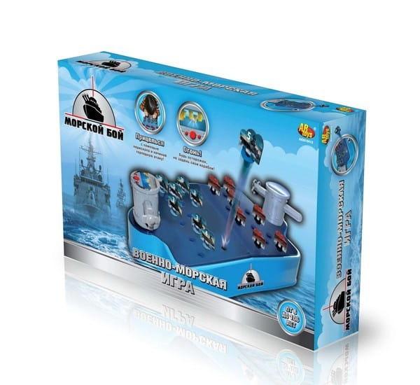 Настольная игра Abtoys Морской бой