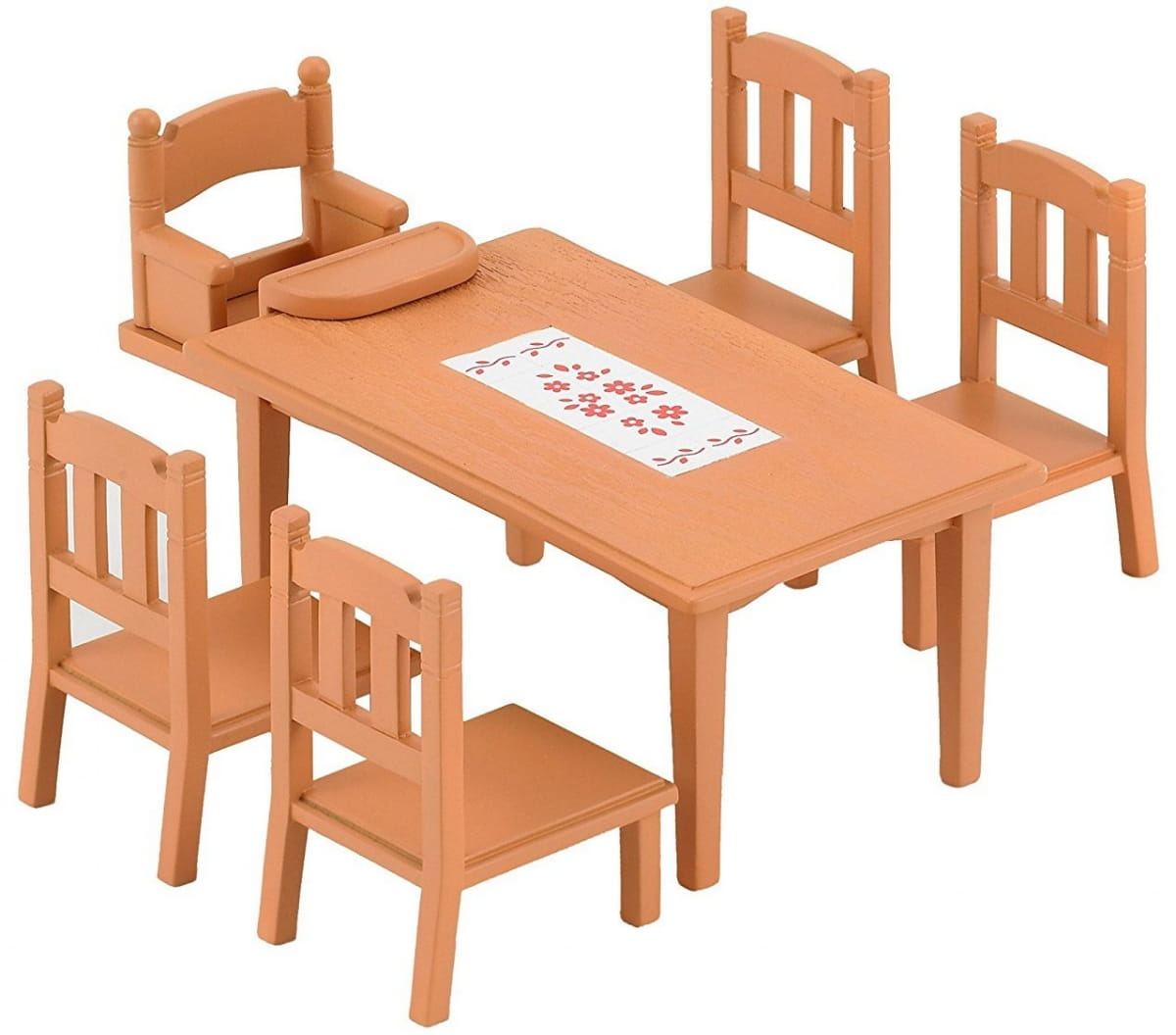 Игровой набор Sylvanian Families 2933 Обеденный стол и стулья