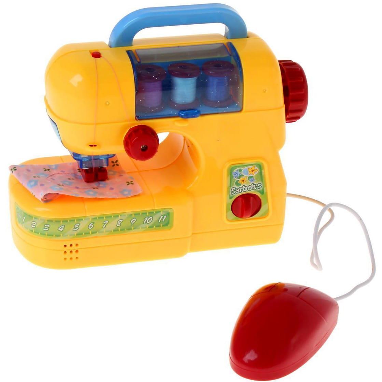 Швейная машинка Abtoys Помогаю маме