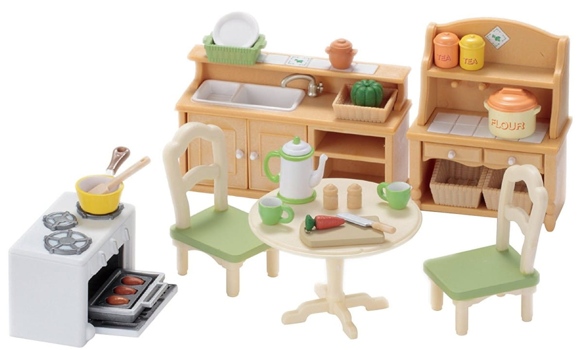 Игровой набор Sylvanian Families 2951 Кухня в коттедже