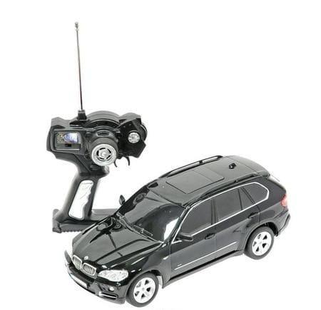 Купить Радиоуправляемая машина Rastar BMW X5 1:18 в интернет магазине игрушек и детских товаров