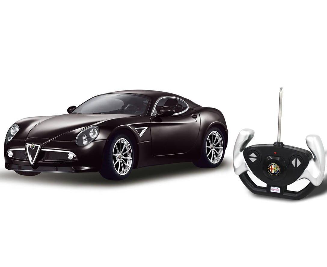 Радиоуправляемая машина Rastar 25910 Alfa Romeo 8C 1:14