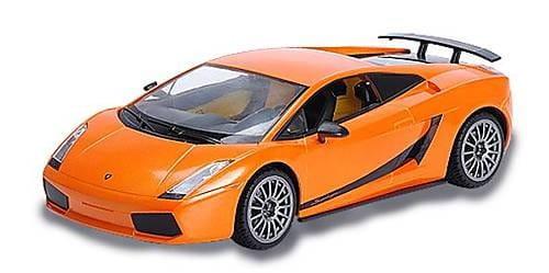 Купить Радиоуправляемая машина Rastar Lamborghini 18 см 1:24 в интернет магазине игрушек и детских товаров
