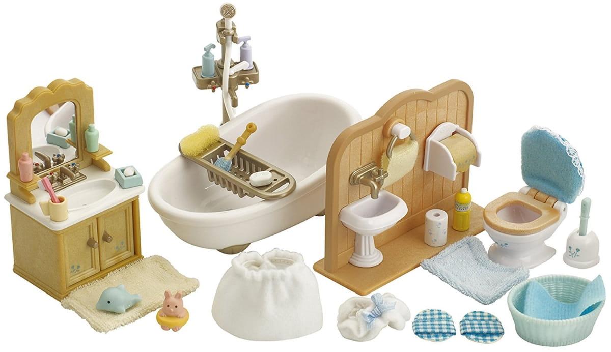 Игровой набор Sylvanian Families 2952 Ванная комната