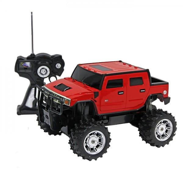 Радиоуправляемая машина RASTAR Hummer H2 Sut пикап 1:14