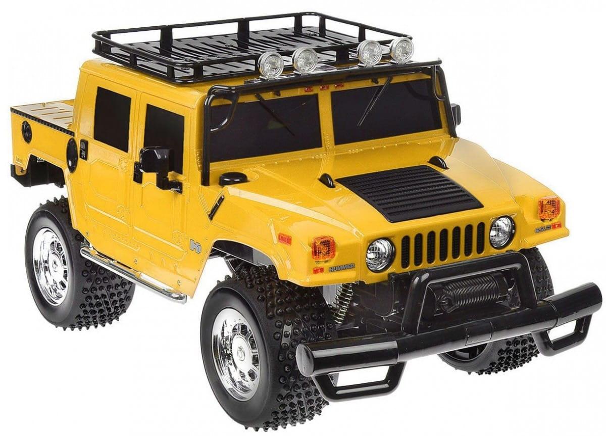 Радиоуправляемая машина RASTAR Hummer H1 Sut 1:6