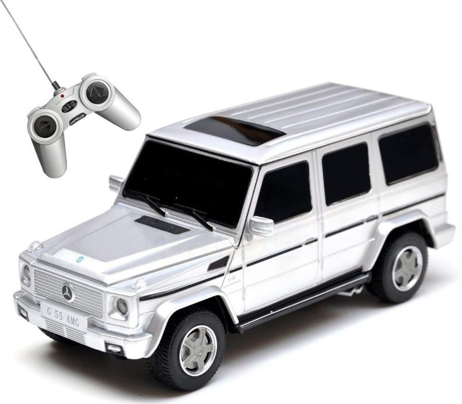 Радиоуправляемая машина RASTAR Mercedes G55 AMG 1:24
