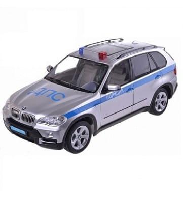Радиоуправляемая машина Rastar BMW X6 полицейская 1:24