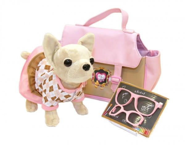 Купить Плюшевая собачка Chi Chi Love Чихуахуа Oxford - 20 см (Simba) в интернет магазине игрушек и детских товаров