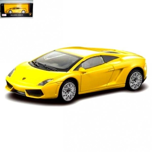 Металлическая машинка Rastar Lamborghini Gallardo LP560-4 1:20