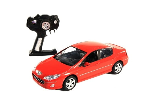Радиоуправляемая машина Rastar Peugeot 407 1:14