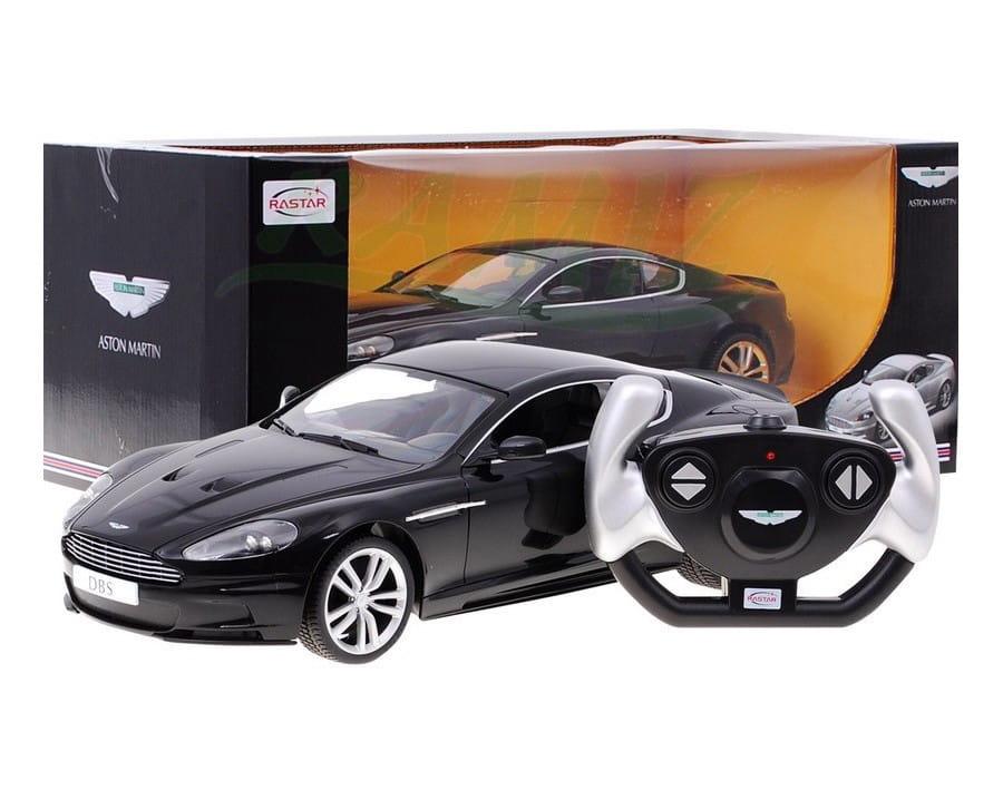 Радиоуправляемая машина RASTAR Aston Martin DBS 1:14
