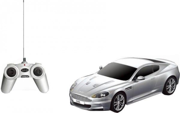 Радиоуправляемая машина Rastar Aston Martin DBS Coupe 1:43
